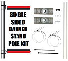 how to make a pole pocket banner